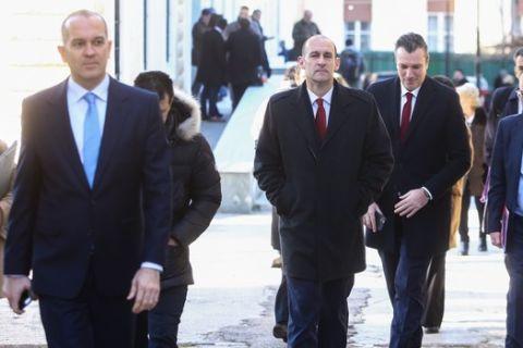 Όγδοη αναβολή στη δίκη Γιαννακόπουλου - Σπανούλη