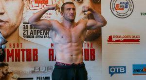 Στους 100 κορυφαίους middleweight του κόσμου ο Μιχαηλίδης!