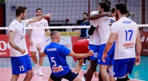 Volley League Ανδρών: Διπλό της Κηφισιάς επί του Ολυμπιακού