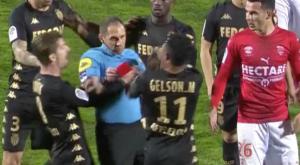 Τιμωρία 6 μηνών στον Ζέλσον Μαρτίνς για το σπρώξιμο στον διαιτητή