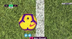 Σίτι – Λίβερπουλ: Η μπάλα εκατοστά πριν το 0-1 (VIDEO)