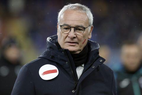 Ο Κλαούντιο Ρανιέρι ως προπονητής της Σαμπντόρια