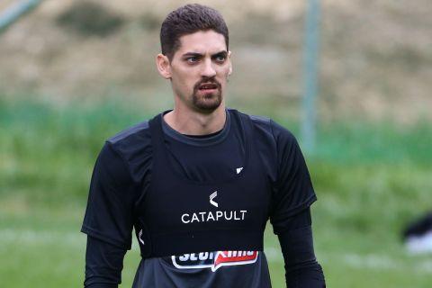 Ο Τσίτσαν Στάνκοβιτς στην προετοιμασία της ΑΕΚ