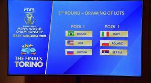 Ξεκινάει το Final-6 του Παγκοσμίου Πρωταθλήματος βόλεϊ