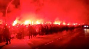 Ατλέτικο – Λίβερπουλ: Τρομερή υποδοχή στους παίκτες των Σιμεόνε από τους οπαδούς