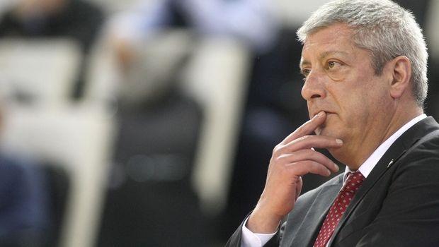 ΠΑΟΚ: Ανέλαβε ο Καραμάνος, προπονητής ο Φραγκιάς