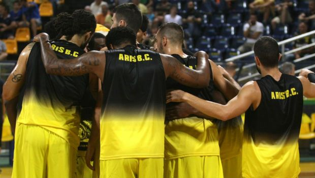 FIBA Europe Cup: Σε δύσκολη θέση ο Άρης