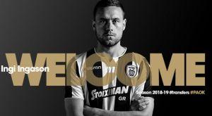 Επίσημο: Παίκτης του ΠΑΟΚ ως το 2022 ο Ίνγκασον