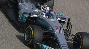 Πρώτος χρόνος από Bottas, σημάδια ζωής από McLaren