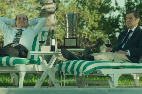 """Το trailer της ταινίας """"Ταξίδι στ' Αστέρια"""" για την ιστορία του μπασκετικού Παναθηναϊκού"""