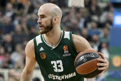 Με Καλάθη η κορυφαία πεντάδα της EuroLeague
