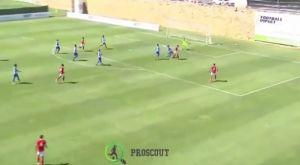 Το φοβερό γκολ του Ζιλ Ντίας σε φιλικό εναντίον της Μάλαγα