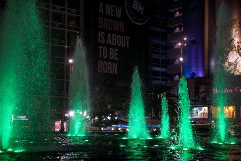 Η Ομόνοια στα πράσινα για τα 50 χρόνια από το Γουέμπλεϊ /2-6-2021