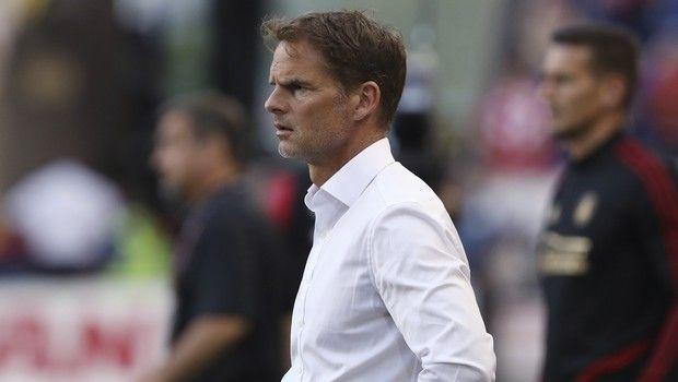 Ολλανδία: Νέος προπονητής ο Φρανκ Ντε Μπουρ
