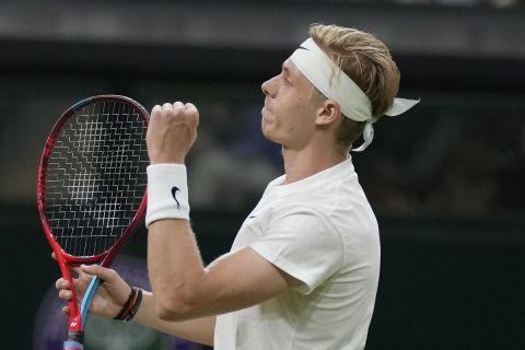 """Wimbledon 2021: Απέκλεισε τον Μάρεϊ ο """"καυτός"""" Σαποβάλοφ"""