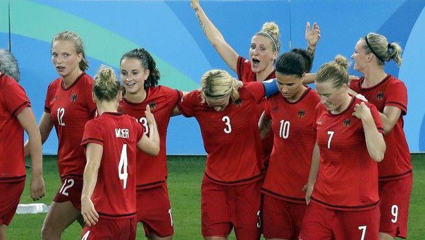 Εθνική Γυναικών Γερμανίας: