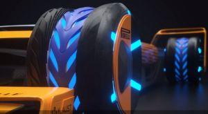 """Φοβερό video της McLaren: """"Ετσι θα είναι η Formula 1 το 2050"""""""