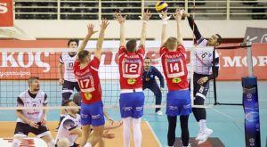 Volleyleague Ανδρών: Επεισοδιακές νίκες για ΠΑΟΚ και Παναθηναϊκό