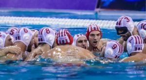Ολυμπιακός – Σίντεζ Καζάν 10-8: Έκαναν το 2/2 οι ερυθρόλευκοι