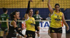 Κύπελλο βόλεϊ γυναικών: Στο Final 4 ΑΕΚ, Ολυμπιακός, Πανναξιακός και ΑΟ Θήρας
