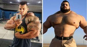 Στήνουν αγώνα τεράτων στις MMA με Iranian Hulk και Romario