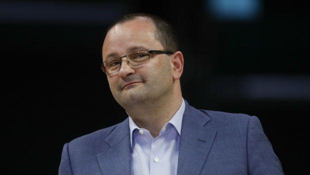 Συνεχίζει ως γενικός γραμματέας της FIBA ως το 2031 ο Μπάουμαν