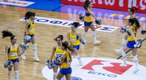 Περιστέρι: MVP οι… γυναίκες στο ματς με το Λαύριο!