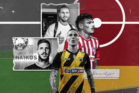 Super League Interwetten: Το πάρε - δώσε του καλοκαιριού