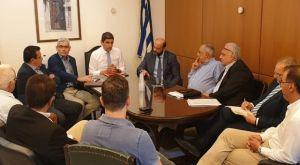"""""""Σπριντ"""" διαρκείας για τους Παράκτιους Μεσογειακούς, συνάντηση και με το ΕΣΚΑΝ"""