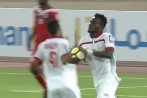 Υπέγραψε για τρία χρόνια στην ΑΕΛ ο Γκανέζος Γκάνσα