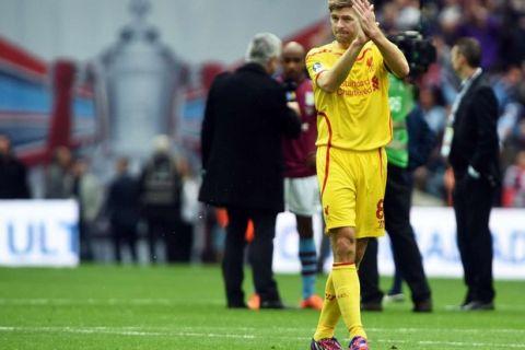 """""""Τρελές"""" τιμές για το τελευταίο ματς του Τζέραρντ στο """"Anfield"""""""