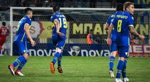 Το όμορφο γκολ του Τσιλιανίδη για το 1-1 του Αστέρα κόντρα στη Χιμπέρνιαν
