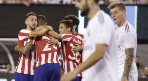 """Η Ατλέτικο """"ποδοπάτησε"""" 7-3 την Ρεάλ Μαδρίτης"""