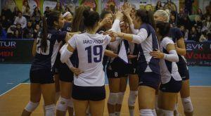 Silver European League: Η Εθνική γυναικών επιβλήθηκε 3-1 σετ της Εσθονίας