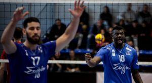Volley League Aνδρών: Όρθια με Παμβοχαϊκό η Κηφισιά, νίκη για Φοίνικα