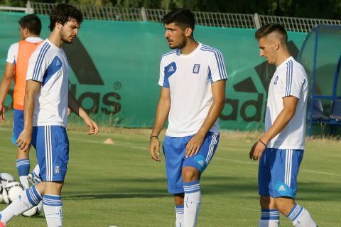 Το προφίλ της Εθνικής Ελλάδας Under 19