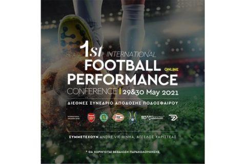 1ST INTERNATIONAL FOOTBALL PERFORMANCE CONFERENCE