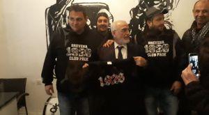 ΠΑΟΚ: Στον σύνδεσμο φίλων του Δικεφάλου στα Γρεβενά ο Ιβάν Σαββίδης