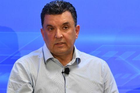 """Αγγέλου: """"Επιθετική και μοντέρνα ομάδα ο Παναθηναϊκός"""""""