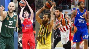 Ποια είναι η κορυφαία πεντάδα του πρώτου γύρου στην EuroLeague;