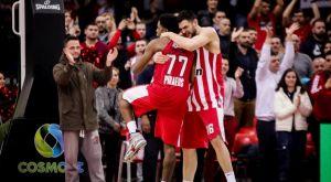 Ολυμπιακός: Η EuroLeague προτείνει 5 παιχνίδια που δεν χάνονται