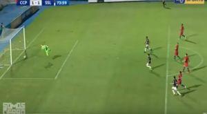 Διαιτητής στην Παραγουάη μέτρησε ανύπαρκτο γκολ
