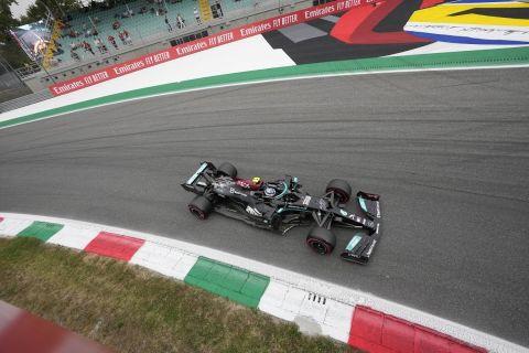 Ο Βαλτέρι Μπότας στο GP Ιταλίας