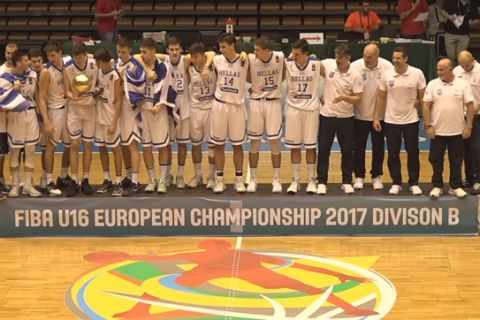 Eurobasket U18: Επικίνδυνες αποστολές στην Λετονία