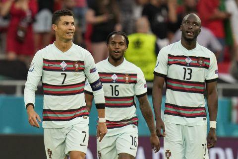 Euro 2020, Ουγγαρία - Πορτογαλία: Ο Ρονάλντο πέρασε τον τερματοφύλακα στο 3-0