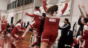 Ολυμπιακός: Το έβαλε από το κέντρο η Σπυριδοπούλου και τρέλανε τον πάγκο