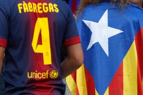 Μπαρτσελόνα και Καταλονία