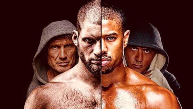 Ανατριχίλα: Ο Rocky ξανά face to face με τον Drago στο CREED 2 (VIDEO)