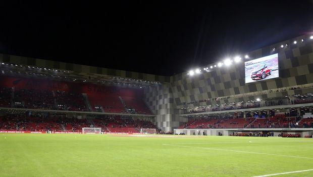 Αλβανία: Φαντασμαγορικά εγκαίνια στο νέο γήπεδο των Τιράνων
