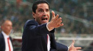 Σφαιρόπουλος Vs Ολυμπιακού: Ψάχνει την πρώτη νίκη